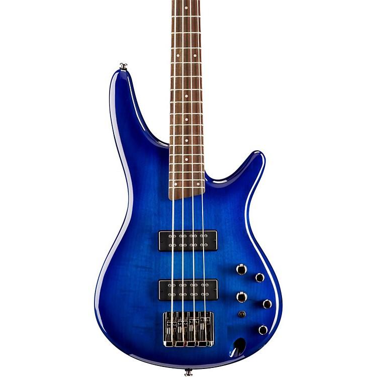 IbanezSR370E 4-String Electric BassSapphire Blue