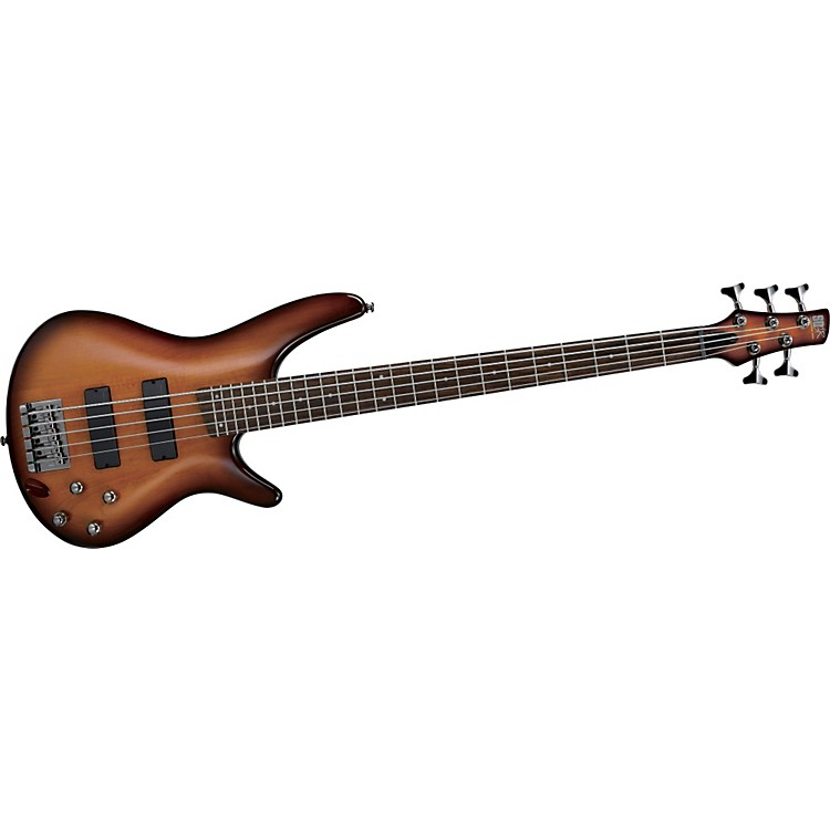 IbanezSR375 5-String Electric Bass Guitar