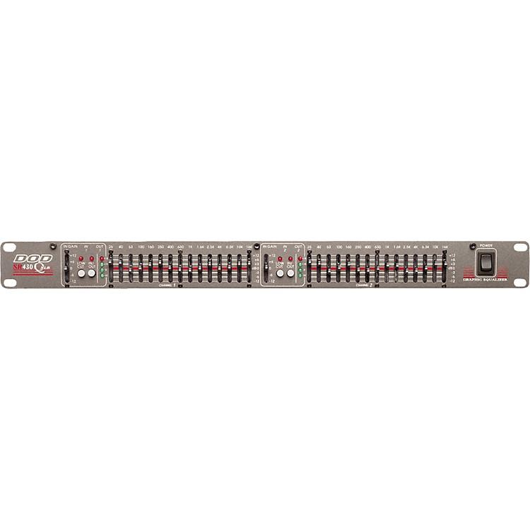 DODSR430QXLR Graphic EQ
