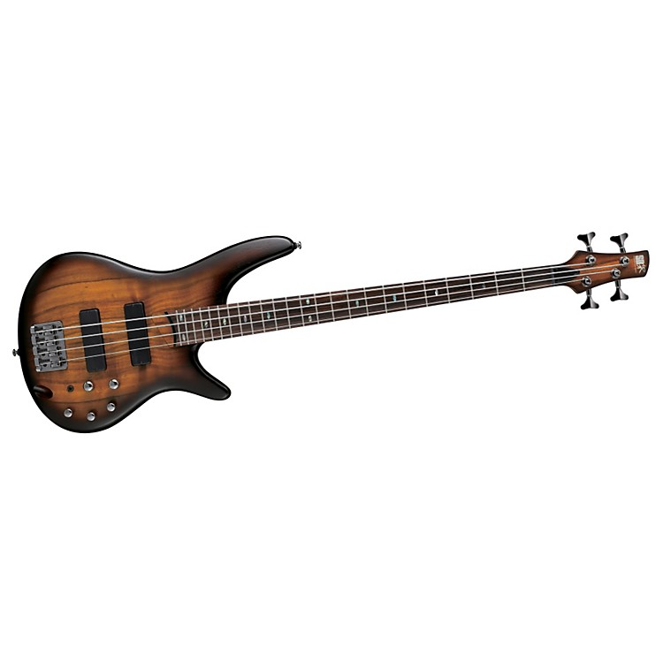 IbanezSR500KABBF 4-String Electric Bass Guitar