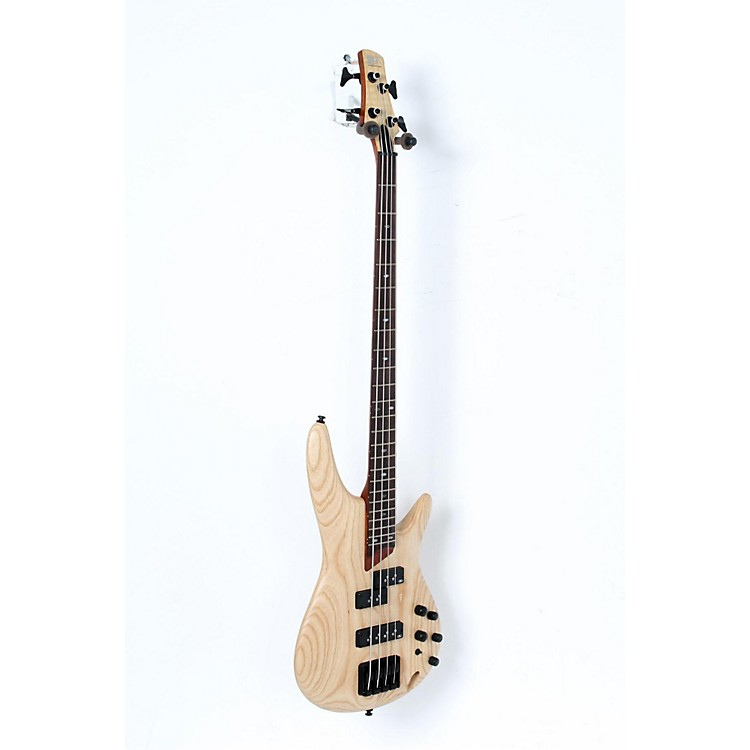 Ibanez SR650 4-String Electric Bass Guitar Flat Natural 888365910949