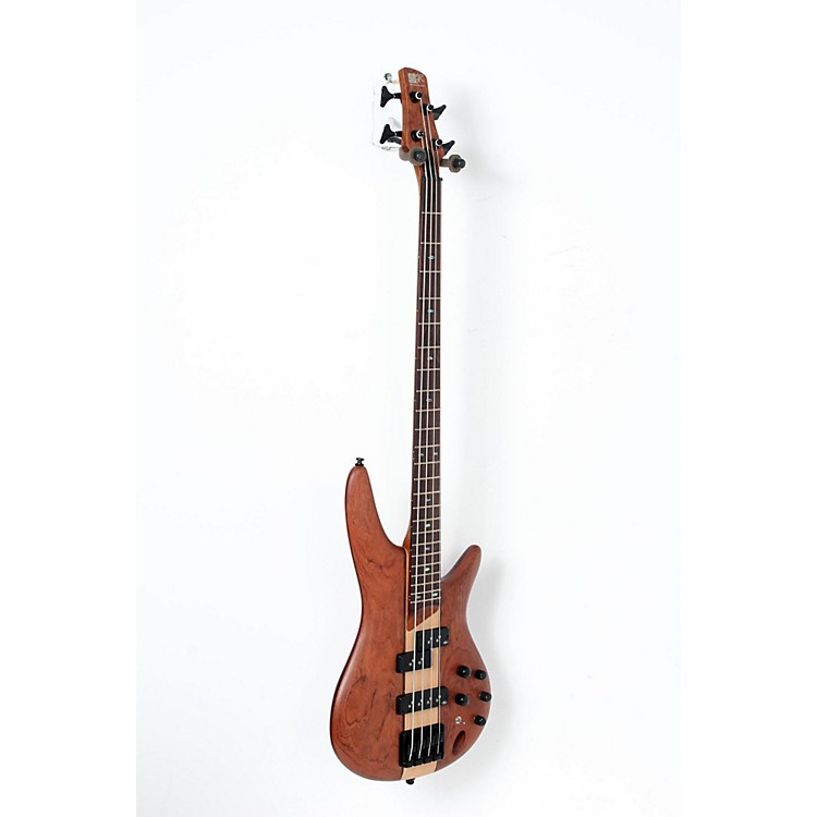 Ibanez SR750 4-String Electric Bass Guitar Flat Natural 888365897936