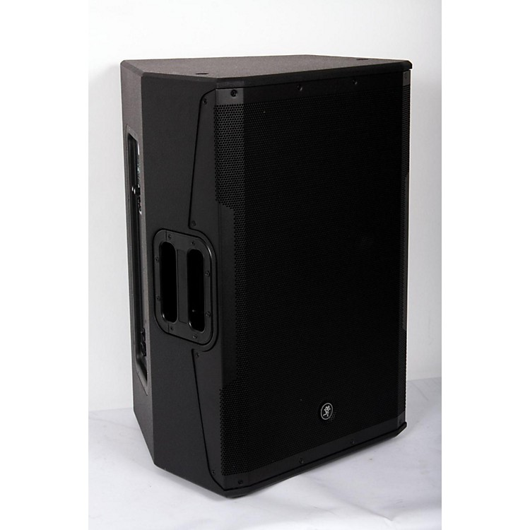 Mackie SRM-650 1600W 15 HD Powered Loudspeaker Regular 888365789910