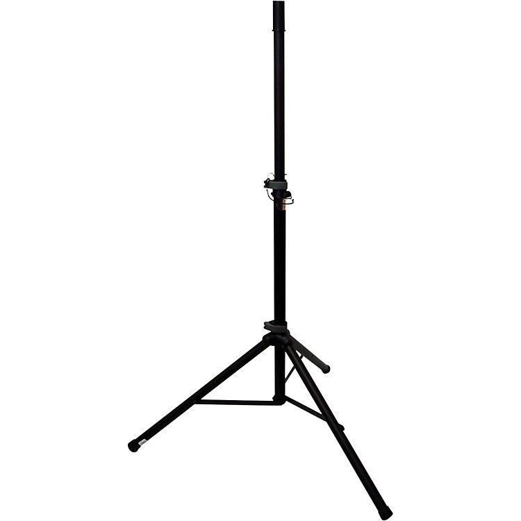 Peak Music StandsSS-20 Aluminum Speaker Stand with Safety PinBlack
