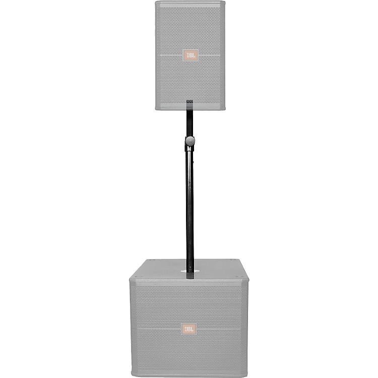 JBL SS4-BK Speaker Pole for SRX718S Subwoofer