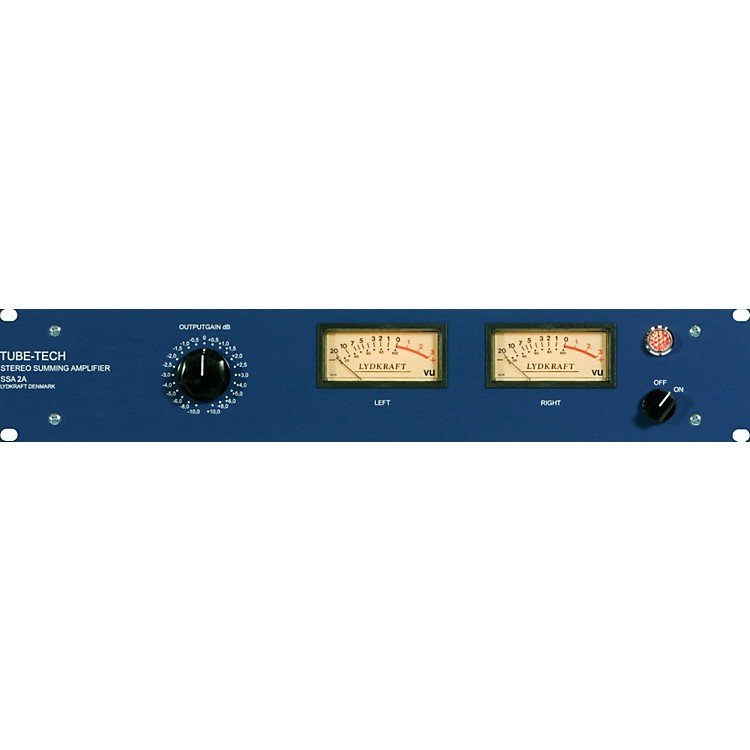 Tube-Tech SSA-2B Stereo Summing Amplifier