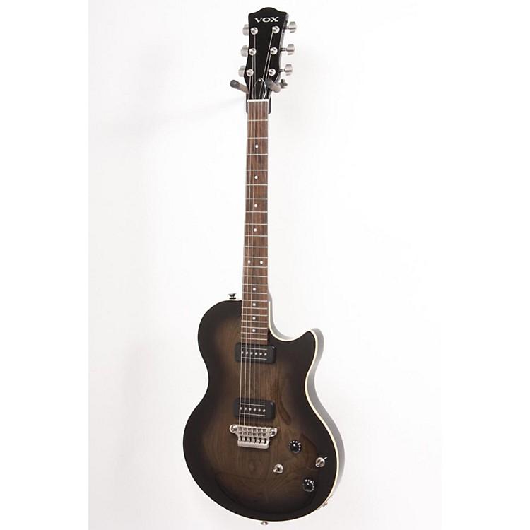 VoxSSC33 Single-Cutaway Solidbody Electric GuitarBlackburst886830750595