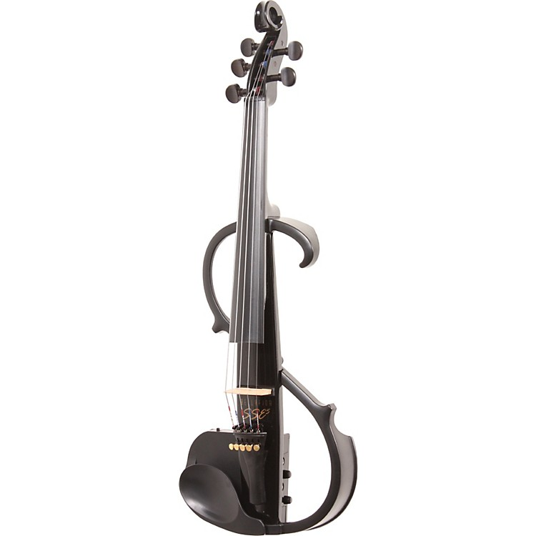 Bellafina SSE Electric Violin Outfit Black 5 String