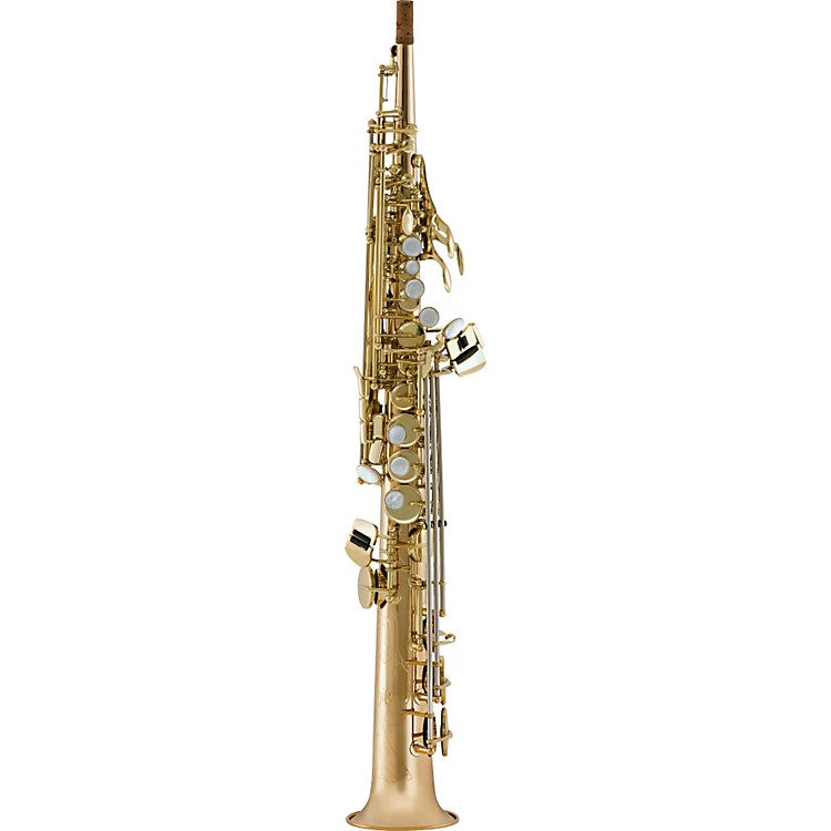 SelmerSSS280R La Voix II Soprano Saxophone OutfitLacquer
