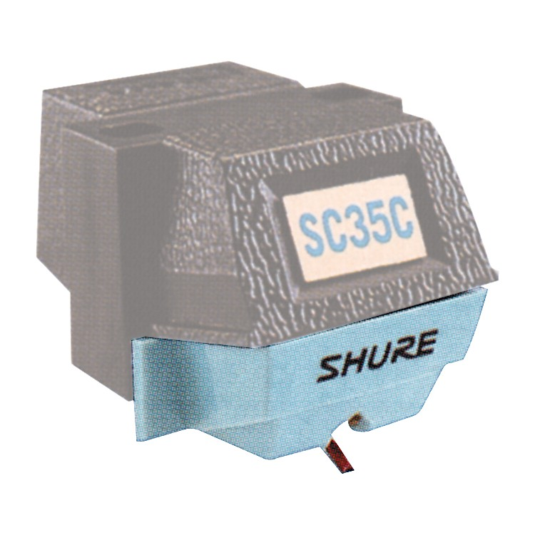 Shure SSS35C Stylus for SC35C Cartridge  Single
