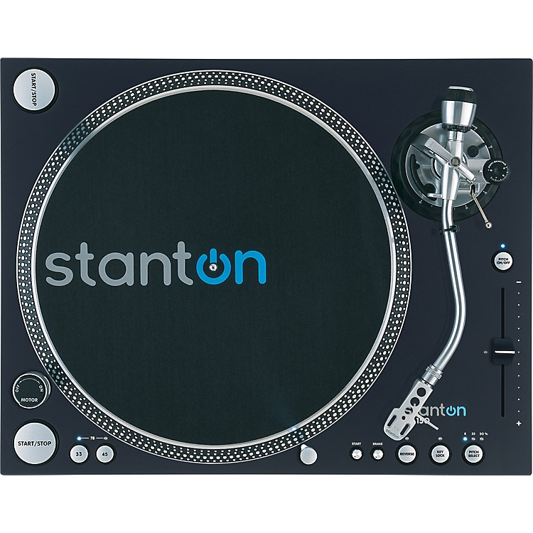 StantonST-150 Digital Turntable with S Tone Arm