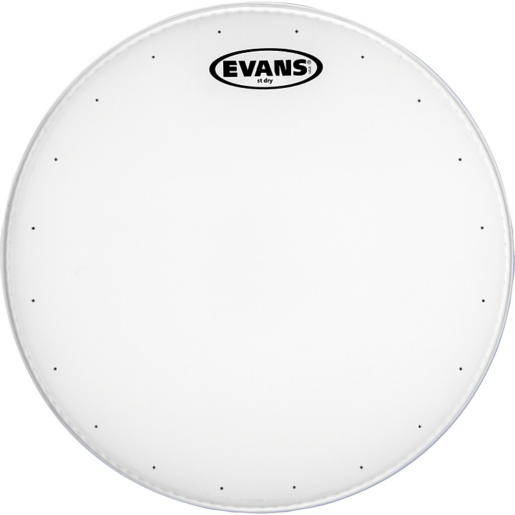 Evans ST Dry Coated Snare Drumhead  13 in.