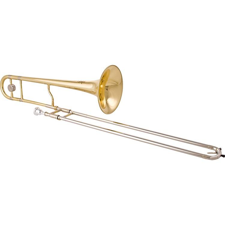SchilkeST30 Custom Series Small Bore TromboneST30-RN Rose Brass BellNickel Outer Handslide