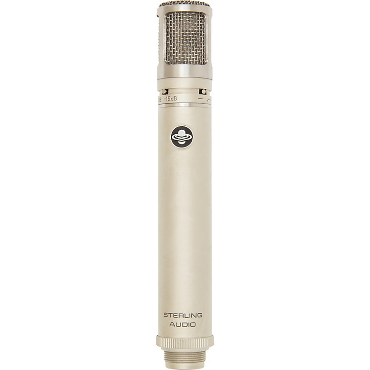 Sterling AudioST44 Small Diaphragm Tube Condenser Microphone