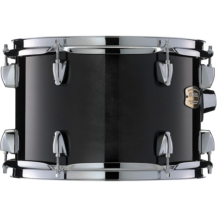 Yamaha STAGE SBT 1309NW CUSTOM BIRCH TOM 13X9 NATURAL WOOD 13 x 9 in. Raven Black