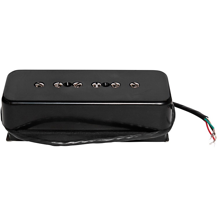 Seymour Duncan STK-P1 Stacked P-90 Single-Coil Pickup Black Neck