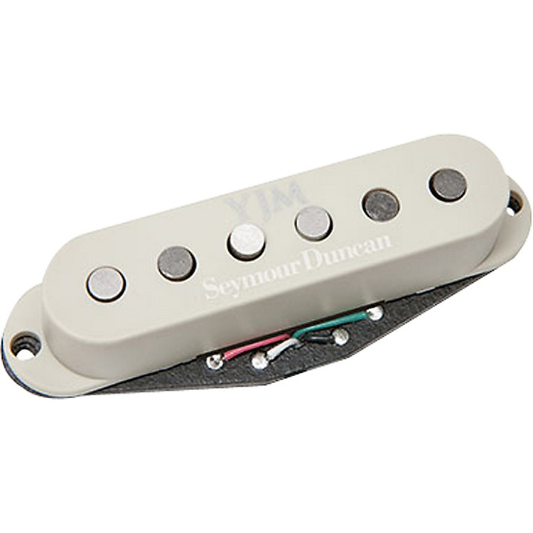 Seymour Duncan STK-S10 YJM Fury Stack Bridge Pickup White