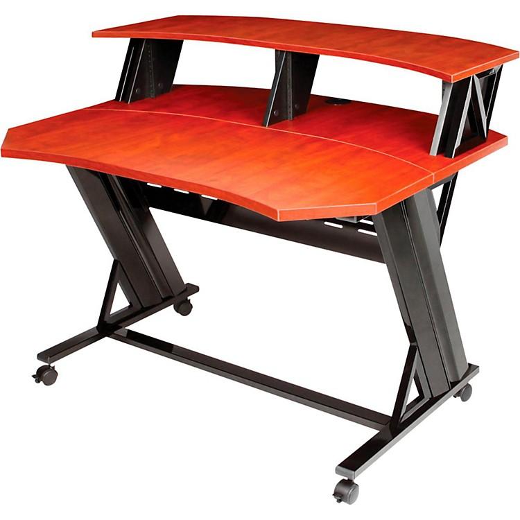 studio trends stld46 large 46 studio desk multi box