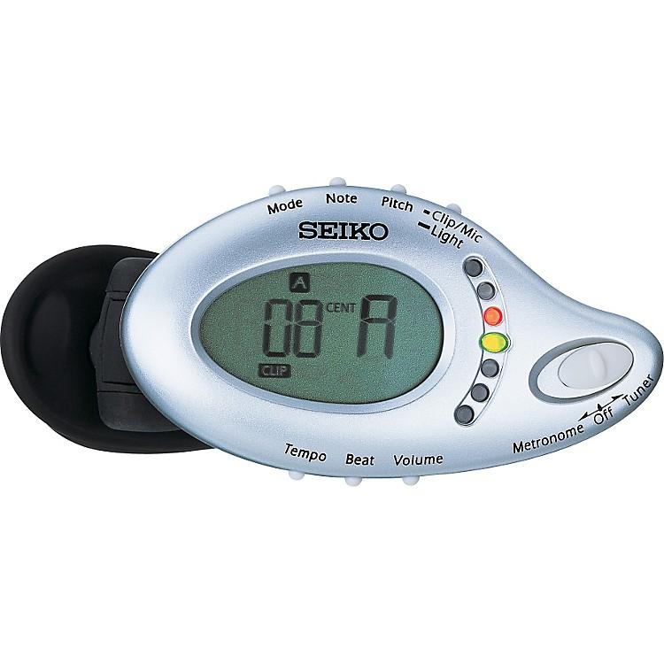 SeikoSTMX1 Clip-on Tuner/Metronome