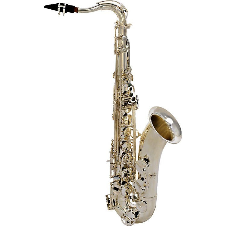 Selmer STS280 La Voix II Tenor Saxophone Outfit Silver Plated