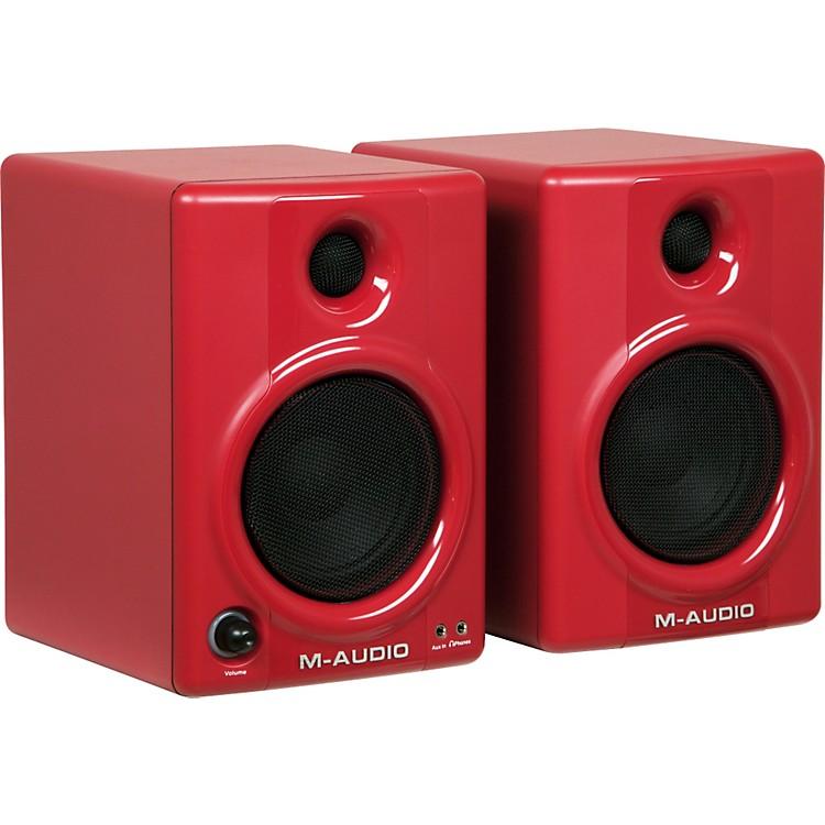 M-AudioSTUDIOPHILE AV 40 Red Edition