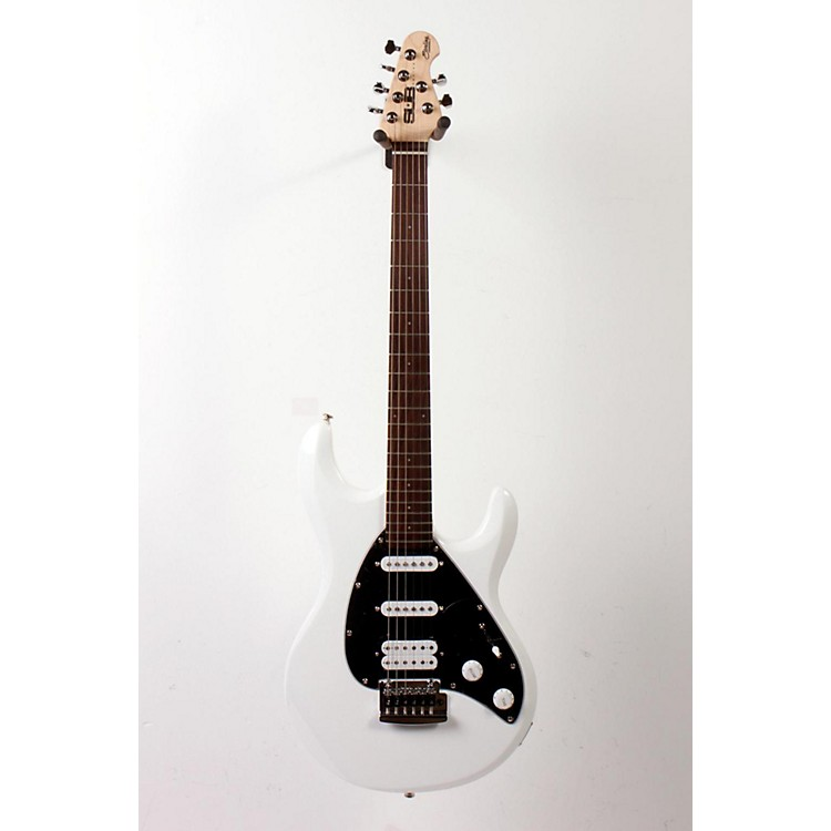 Sterling by Music Man SUB Silo3 Electric Guitar White 888365105574