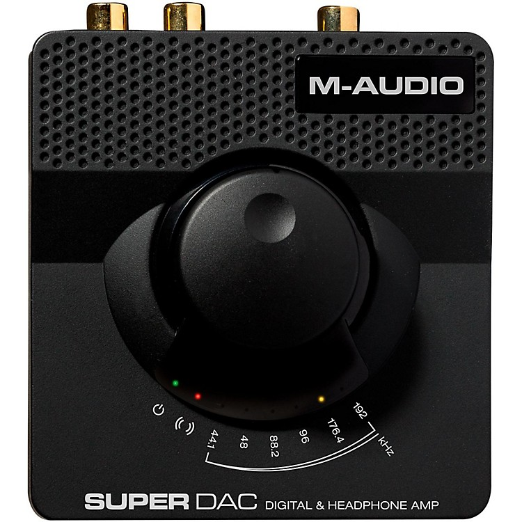 M-AudioSUPERDAC II Digital Audio Converter