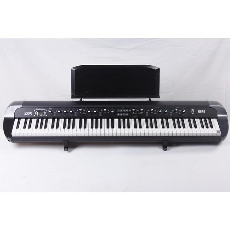 KorgSV188BK 88-key Stage Vintage PianoBlack