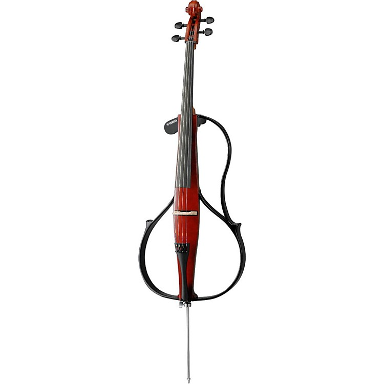 YamahaSVC-110SK Silent Electric CelloBrown