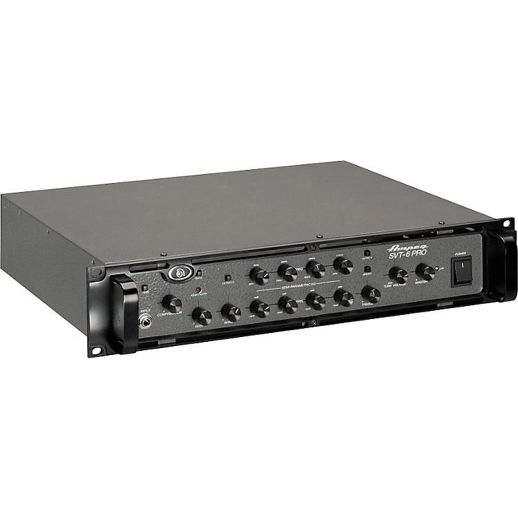 AmpegSVT-6PRO 1100 Watt Tube/Solid State Bass Head