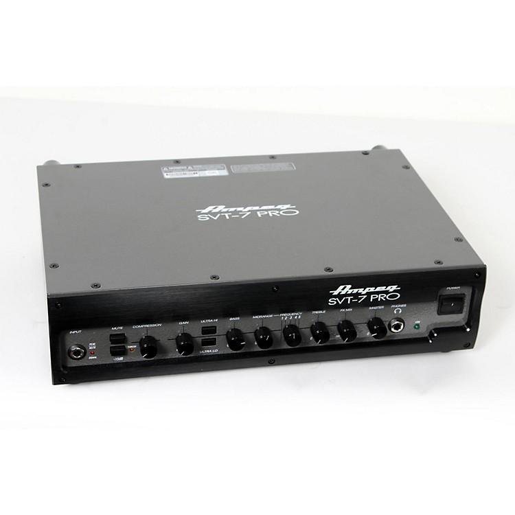 AmpegSVT7PRO 1000W Class D Bass Amp HeadBlack888365899527