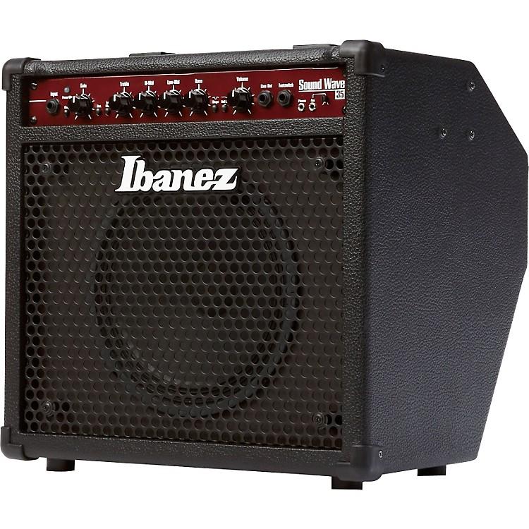 IbanezSW35 35 Watt Bass Amp