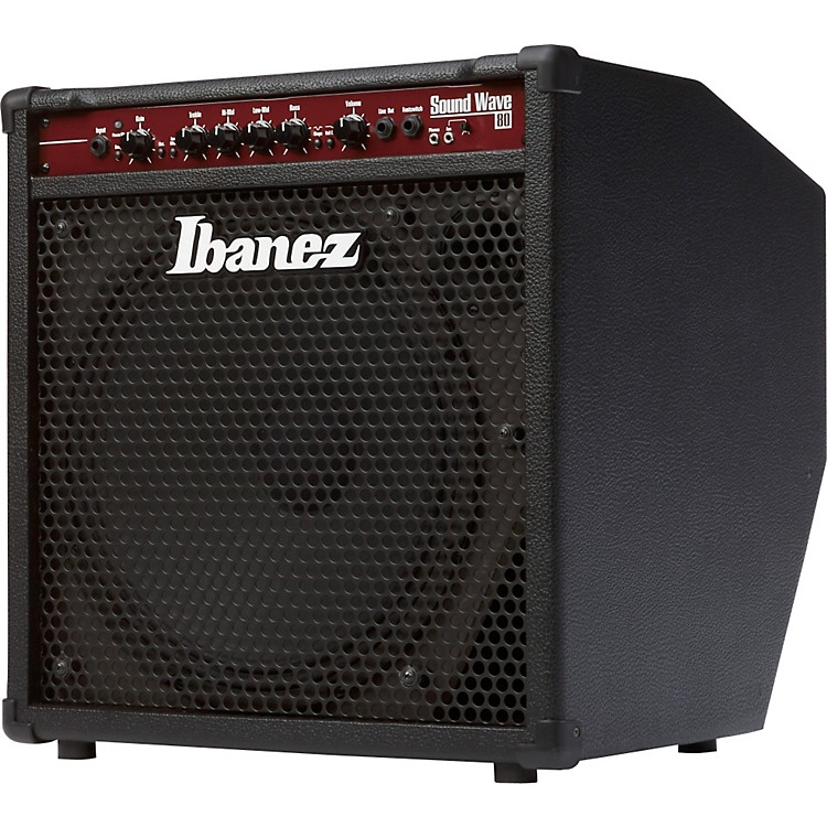 IbanezSW80 80W 1x15 Soundwave Bass Combo Amp
