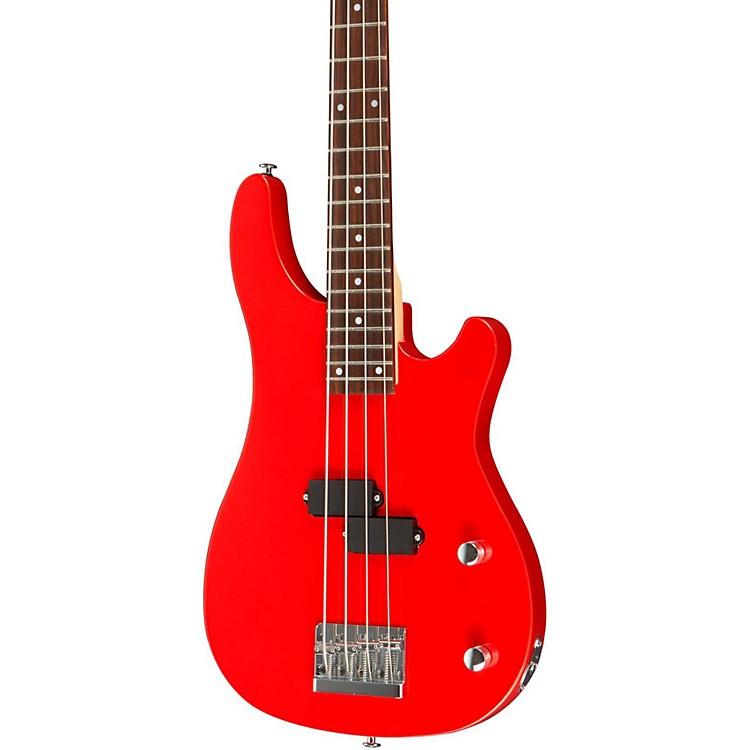 RogueSX100B Series II Electric Bass GuitarCandy Apple Red