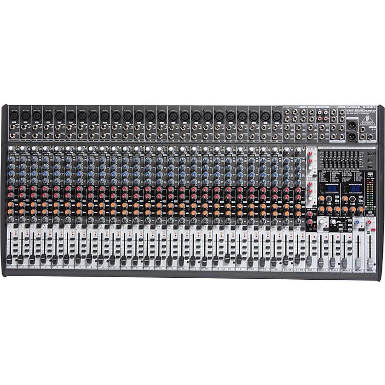 BehringerSX3242FX Eurodesk Mixer