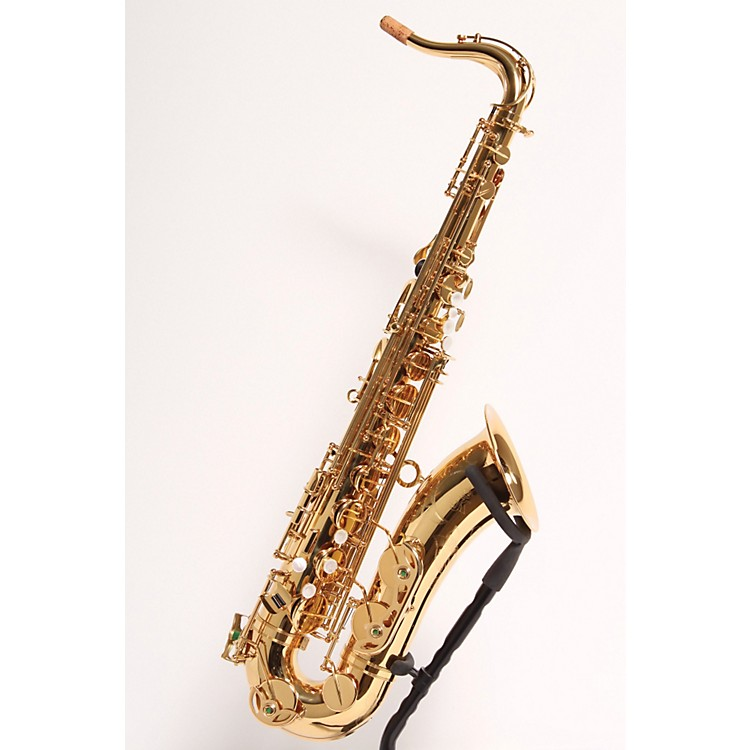 Keilwerth SX90 Tone King Model Professional Tenor Saxophone Gold Lacquer, Straight Tone Holes 886830027659