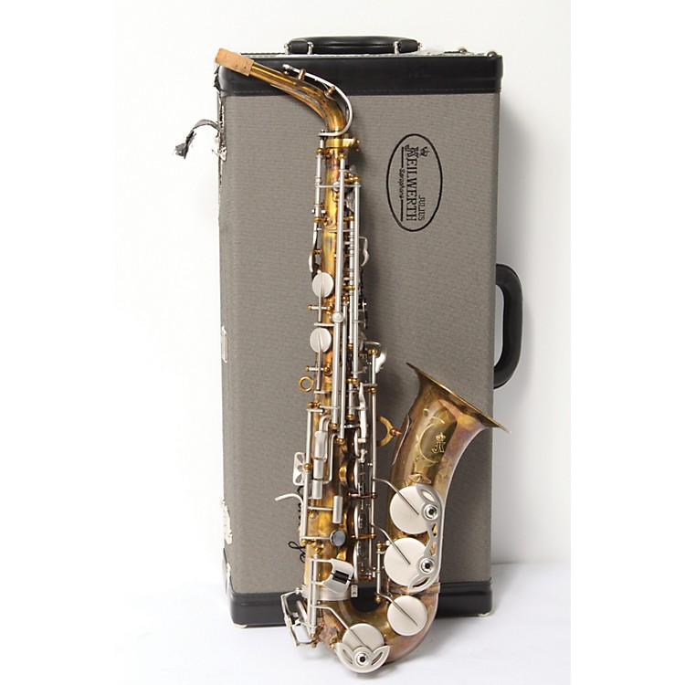 Keilwerth SX90R Vintage Model Professional Alto Saxophone Vintage Finish 886830005510