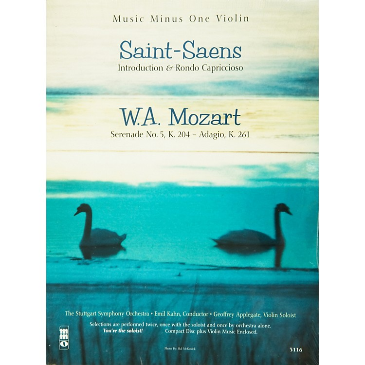 Hal Leonard Saint Saens and Mozart for Violin