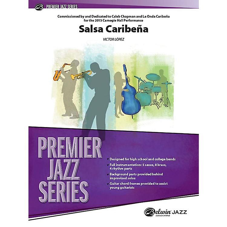AlfredSalsa Caribe±a Jazz Band Grade 4 Set