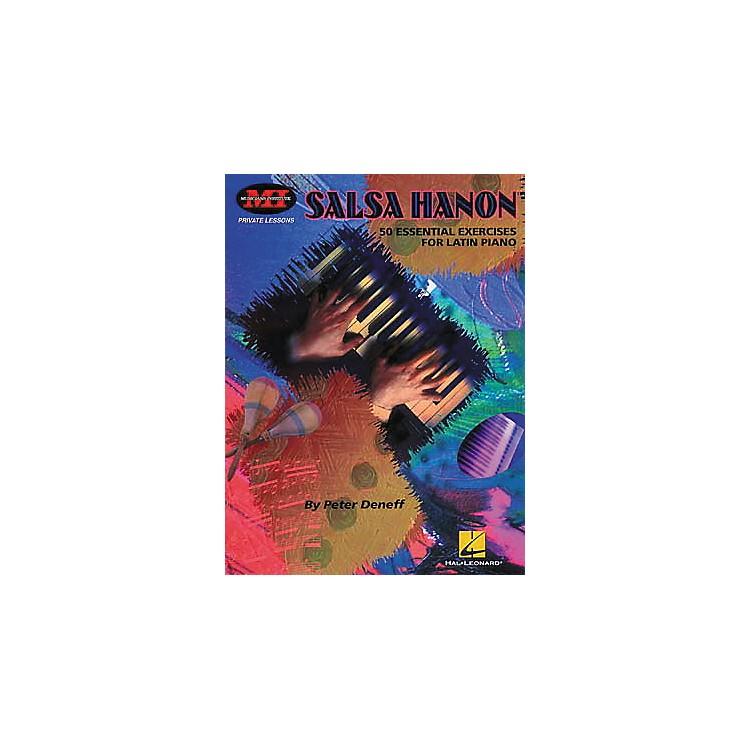 Hal LeonardSalsa Hanon Book