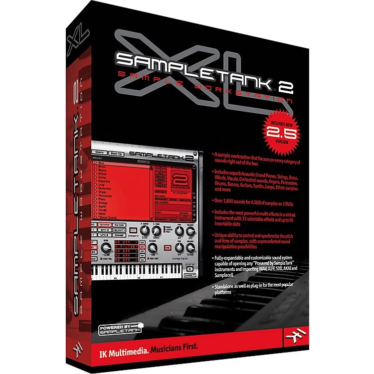 IK MultimediaSampleTank 2.5 XL Virtual Instrument Upgrade / Crossgrade