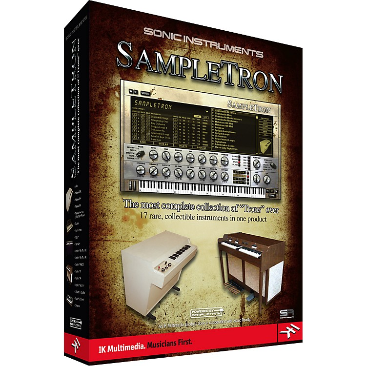 IK Multimedia SampleTron