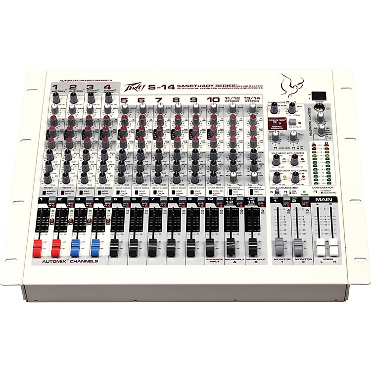 Peavey Sanctuary Series S-14 12-Channel Mixer