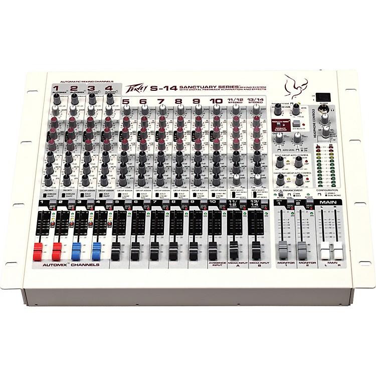PeaveySanctuary Series S-14 12-Channel Mixer