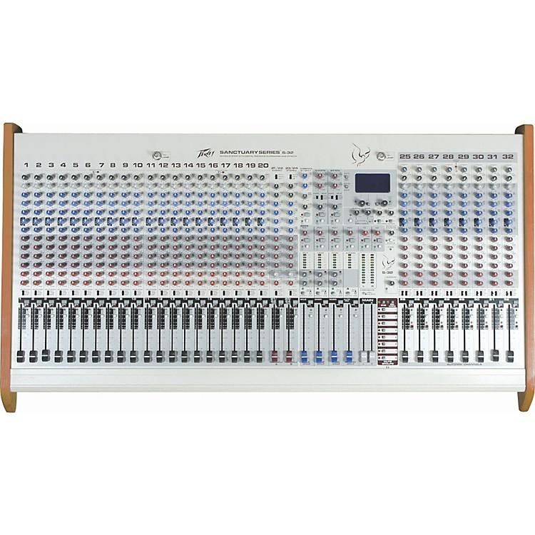 PeaveySanctuary Series S-32 32-Channel Mixer