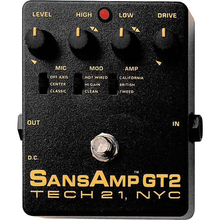 Tech 21SansAmp GT2 Tube Amp Emulator