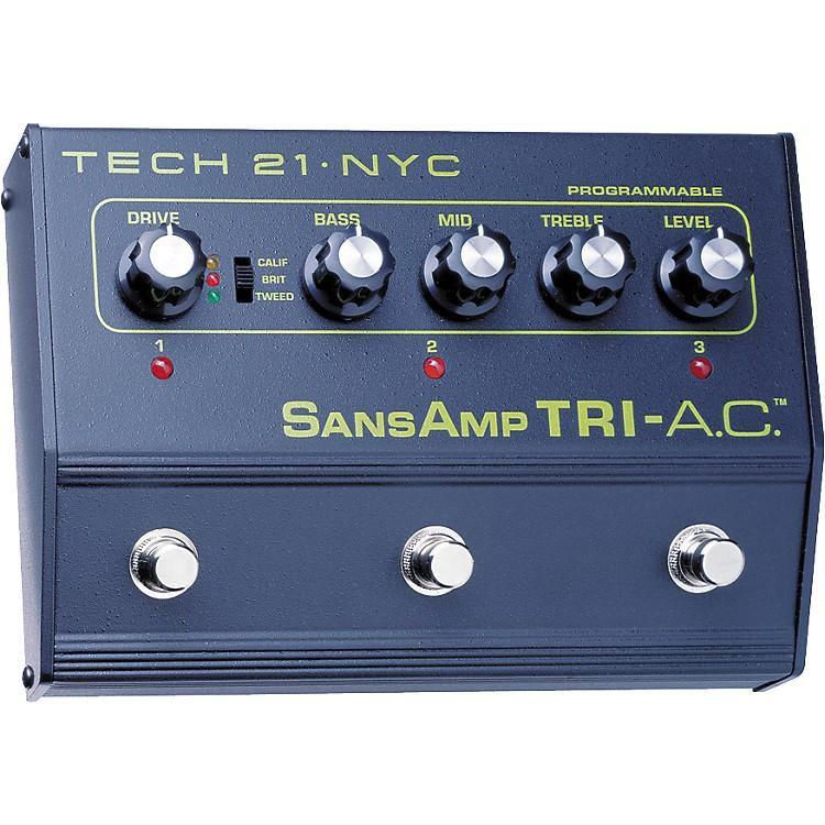 Tech 21SansAmp Tri-A.C. Distortion Pedal