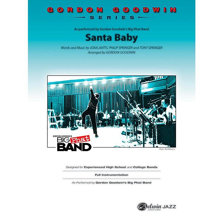 BELWINSanta Baby Jazz Ensemble Grade 6 (Professional / Very Advanced)