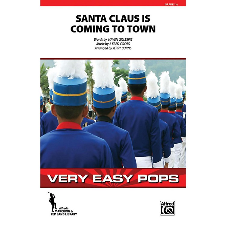 Warner BrosSanta Claus Is Coming to Town Grade 1.5 (Very Easy)