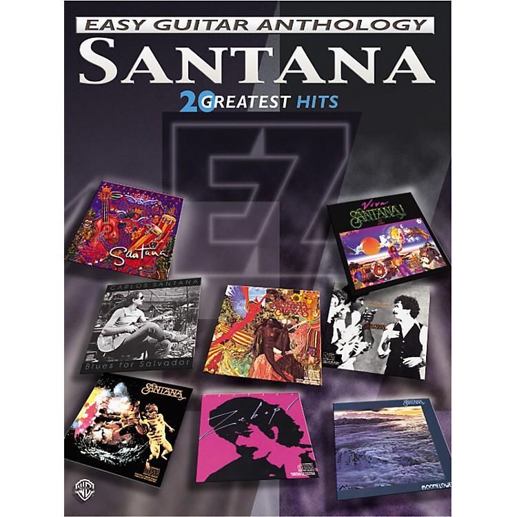 AlfredSantana-20 Greatest Hits EZ Guitar Tab Songbook